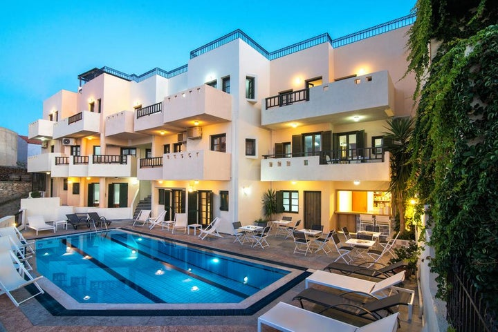 Villa Elite in Koutouloufari, Crete, Greek Islands