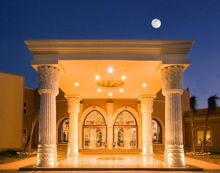 Caribbean World Resort in Soma Bay, Red Sea, Egypt