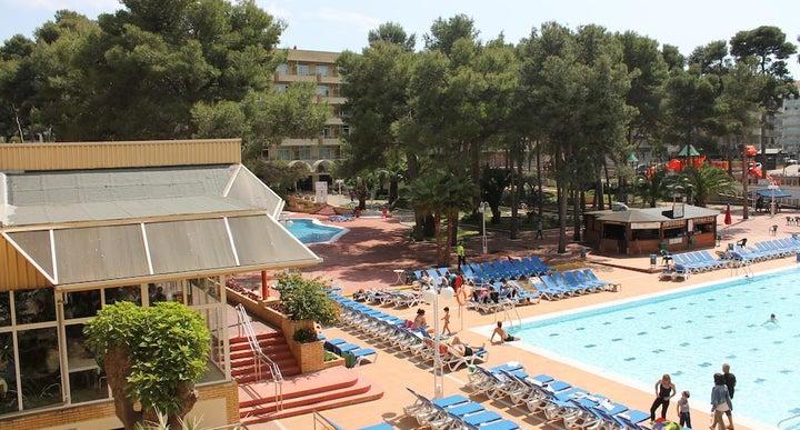 Hotel Jaime I Salou Spain