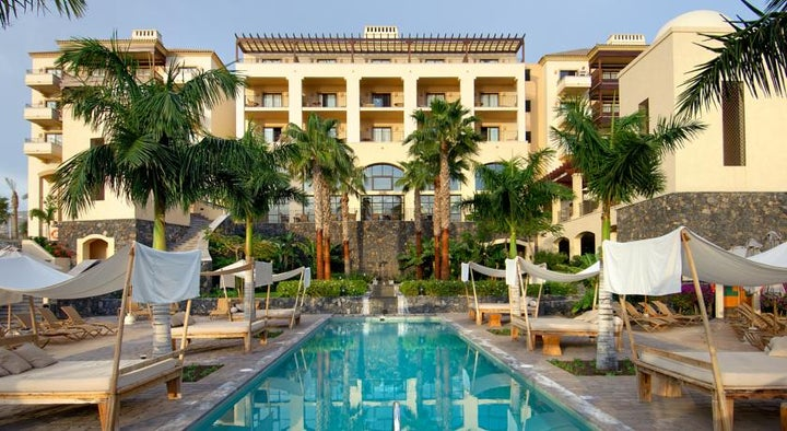 Vincci La Plantacion Del Sur Hotel in Costa Adeje, Tenerife, Canary Islands