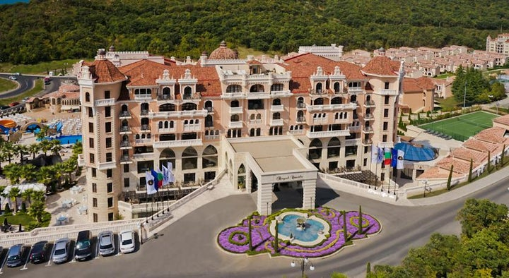 Royal Castle Design Hotel in Elenite, Bulgaria