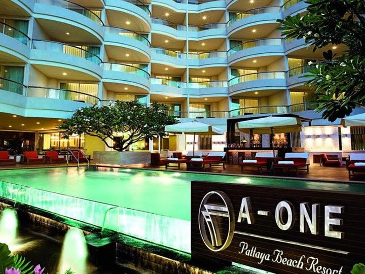 A-One Pattaya Beach Resort Image 24