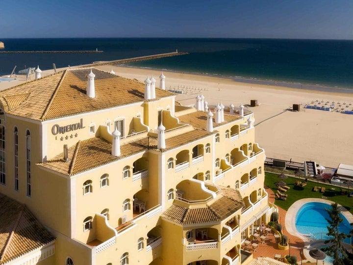 Oriental in Praia da Rocha, Algarve, Portugal