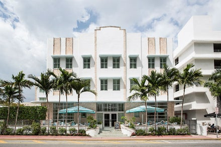 Circa 39 Hotel in Miami Beach, Florida, USA
