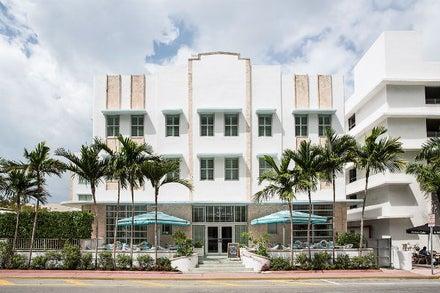 Circa 39 Hotel in Miami Beach, Florida, USA