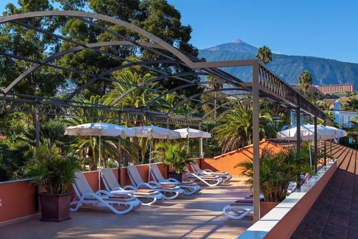 Apartments Ambassador in Puerto de la Cruz, Tenerife, Canary Islands