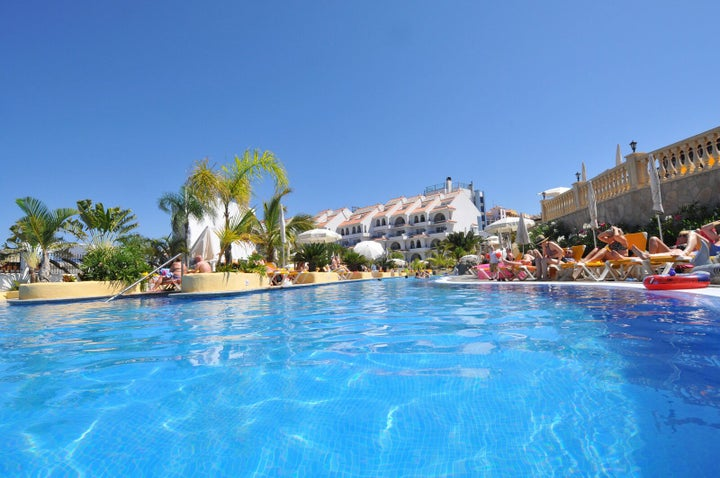 Paradise Park Fun Lifestyle Hotel in Los Cristianos, Tenerife, Canary Islands