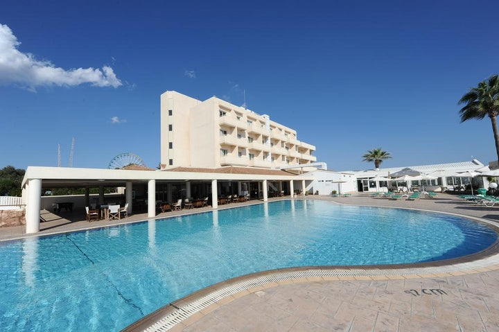 Hotel Pierre Anne in Ayia Napa, Cyprus