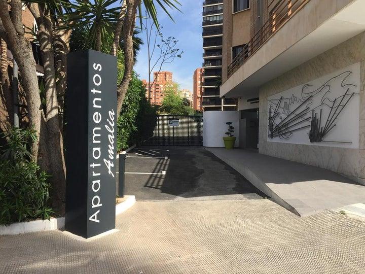 Amalia Apartments in Benidorm, Costa Blanca, Spain
