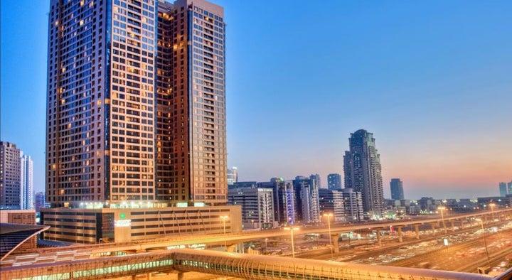 Mercure Dubai Barsha Heights Hotel Suites in Dubai Marina, Dubai, United Arab Emirates