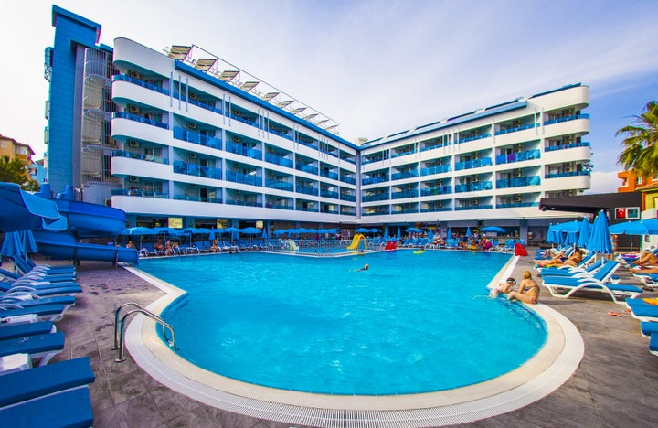 Avena Resort And Spa Hotel in Alanya, Antalya, Turkey