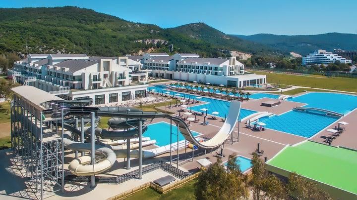 Korumar Ephesus Beach And Spa Resort in Kusadasi, Aegean Coast, Turkey