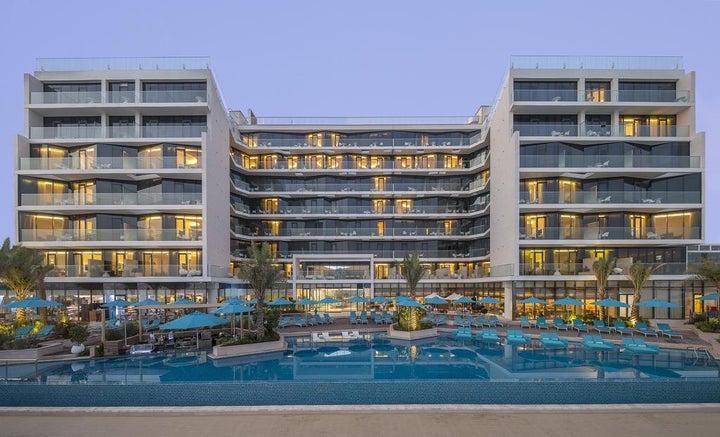 The Retreat Palm Dubai in The Palm Jumeirah, Dubai, United Arab Emirates