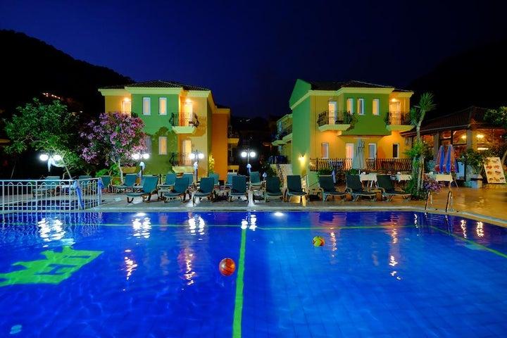 Imparator Hotel in Olu Deniz, Dalaman, Turkey