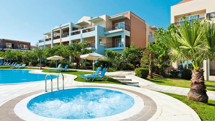 Selini Suites in Kolymbari, Crete, Greek Islands