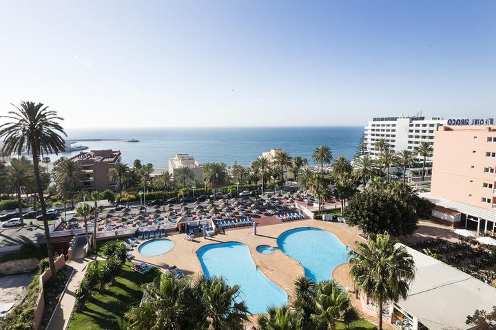 Best Siroco Hotel in Benalmadena, Costa del Sol, Spain