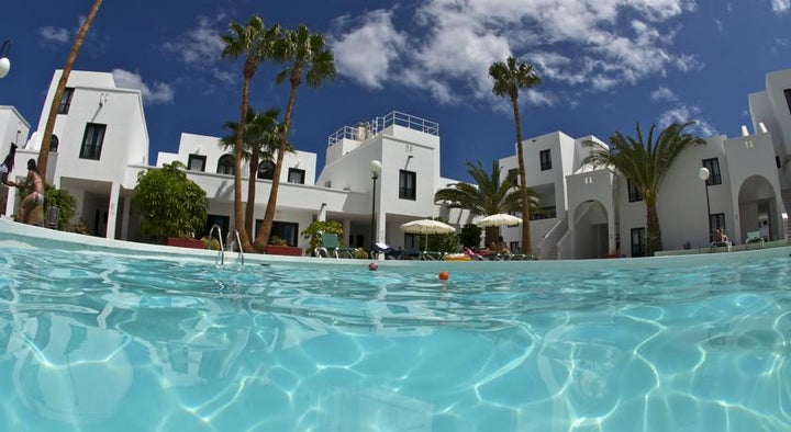 Sol Apartments in Costa Teguise, Lanzarote, Canary Islands