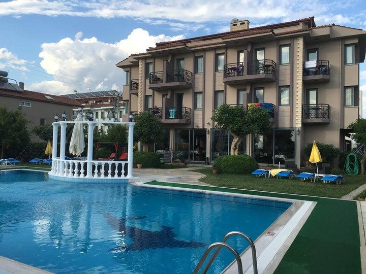 Golden Moon Hotel in Fethiye, Dalaman, Turkey