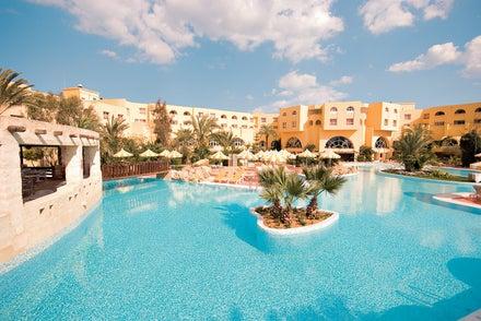 Chich Khan Hotel in Hammamet, Tunisia