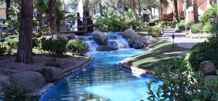 Westgate Flamingo Bay At las Vegas in Las Vegas, Nevada, USA