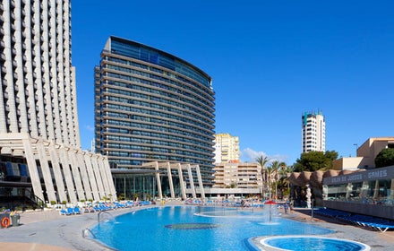 Cardiff Airport holidays to Benidorm