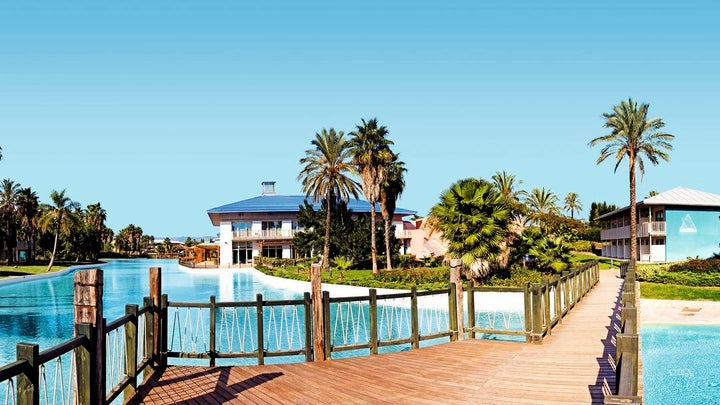 PortAventura Hotel Caribe (Park tickets included) in Salou, Costa Dorada, Spain