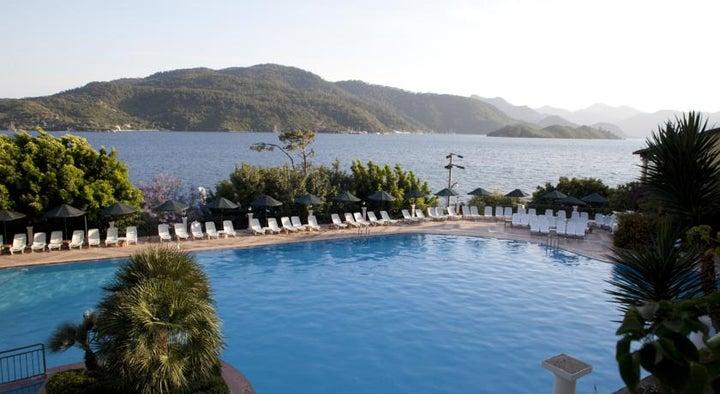 Club Nimara Beach Resort in Marmaris, Dalaman, Turkey