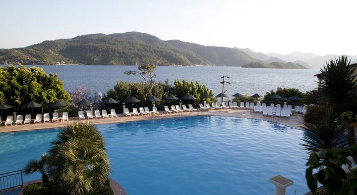 Club Nimara Beach Resort in Marmaris, Dalaman, Turkey