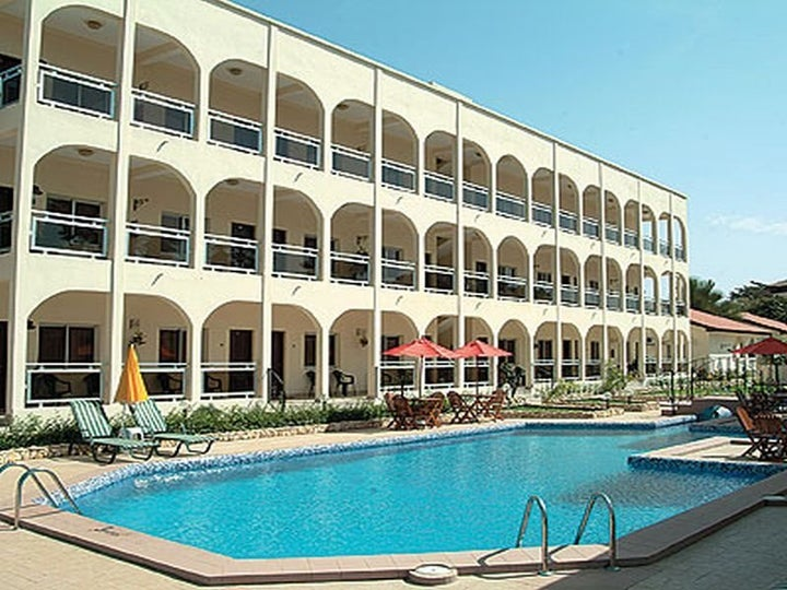 Seaview Gardens Hotel in Kololi, Gambia