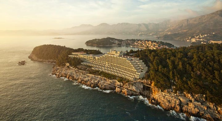 Croatia Hotel in Cavtat, Dubrovnik Riviera, Croatia
