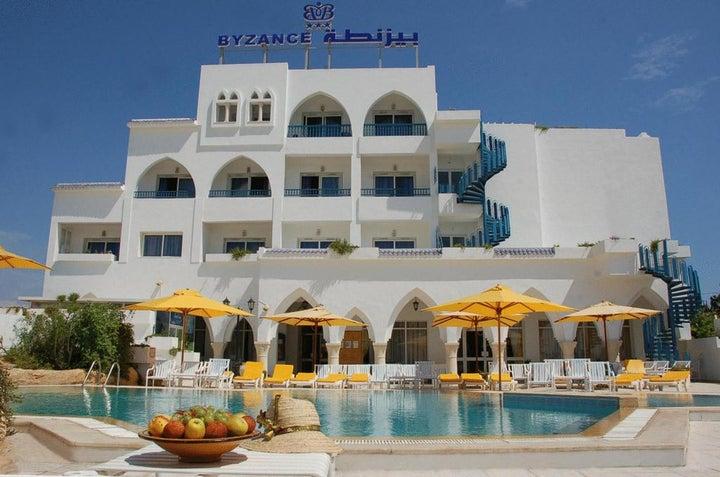 Hotel Byzance Image 5