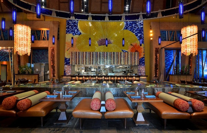 Loews Royal Pacific Resort At Universal Orlando in Orlando, Florida, USA
