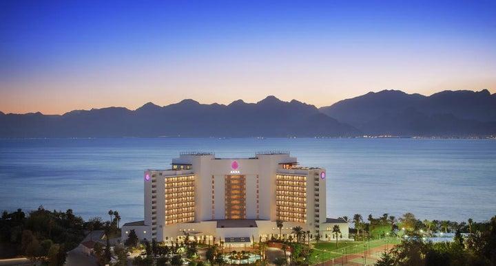 Akra Hotel Tripadvisor