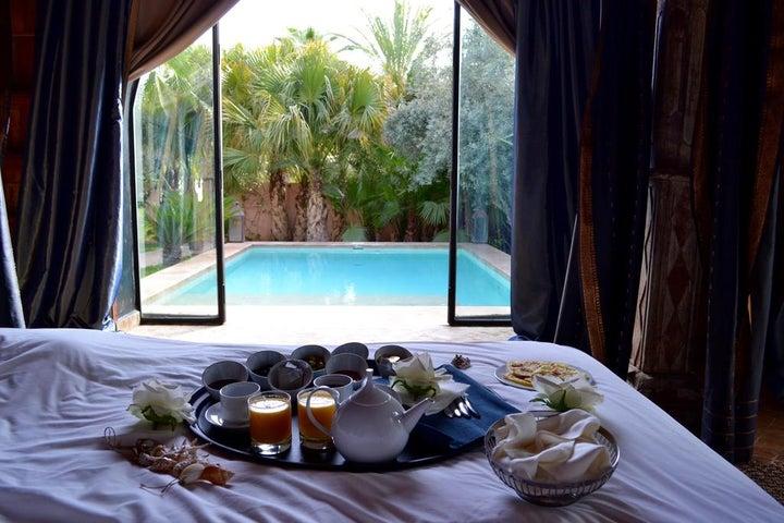 Lodge K in Marrakech, Morocco