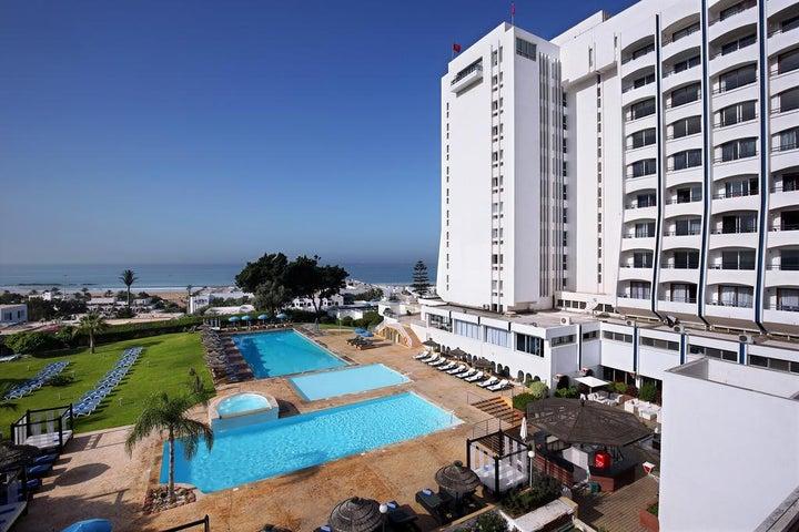 Anezi Tower Hotel in Agadir, Morocco