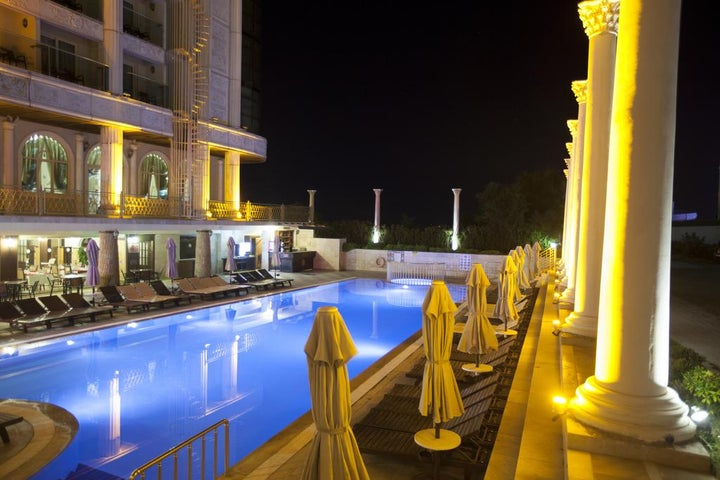 Didim Beach Resort Aqua And Elegance Thalasso Image 32
