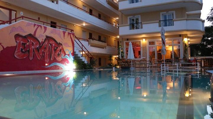 Erato Studios and Apartments in Kos Town, Kos, Greek Islands