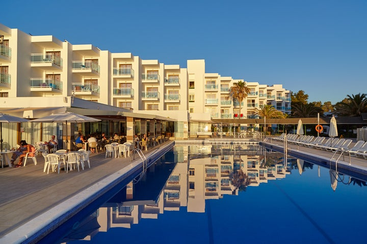 Nereida Aparthotel in San Antonio Bay, Ibiza, Balearic Islands