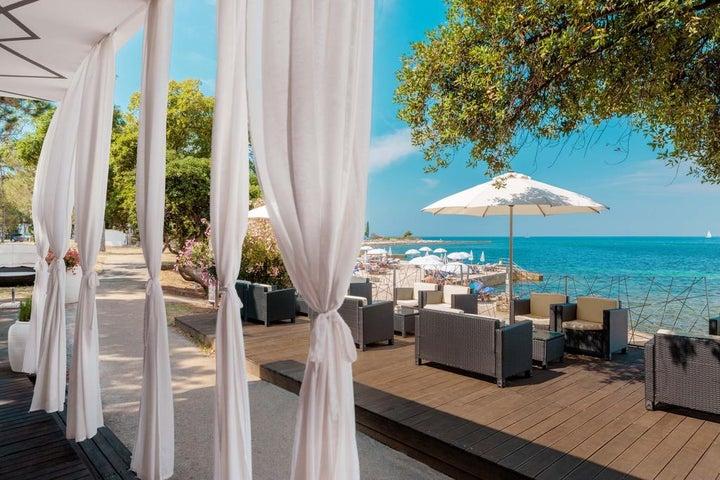 Hotel Meliá Coral in Umag, Istrian Riviera, Croatia