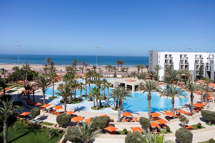 Royal Atlas & Spa Agadir in Agadir, Morocco