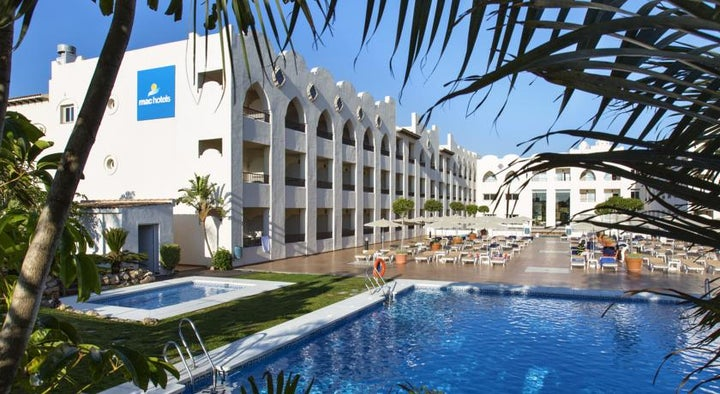 Mac Puerto Marina Benalmadena Hotel in Benalmadena, Costa del Sol, Spain