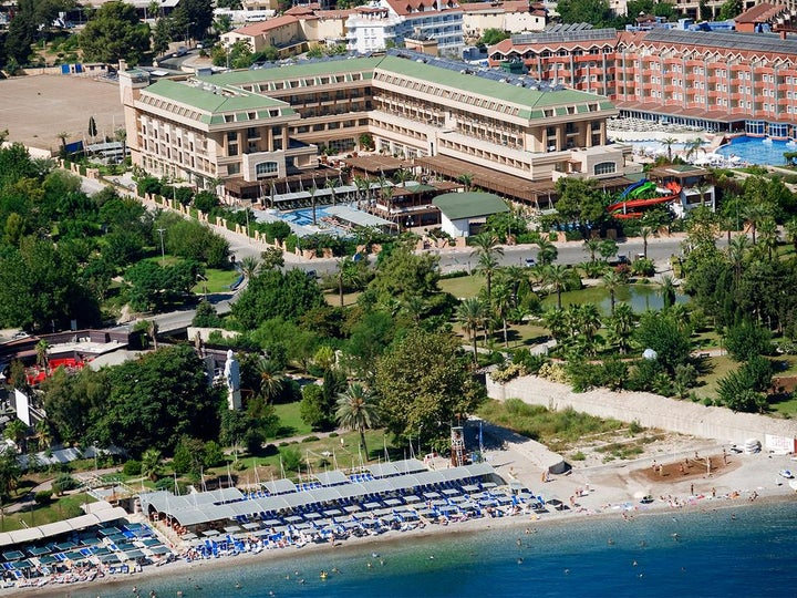 Crystal De Luxe Resort and Spa Kemer in Kemer, Antalya, Turkey