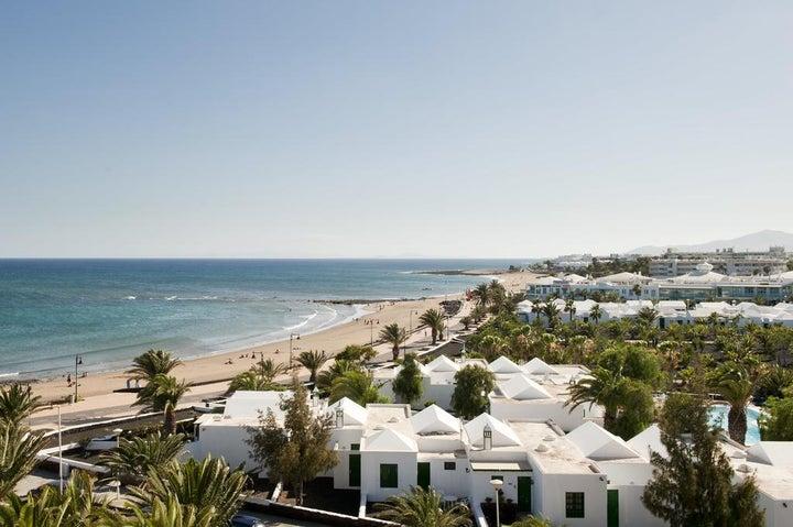 Apartments The las Gaviotas in Matagorda, Lanzarote, Canary Islands
