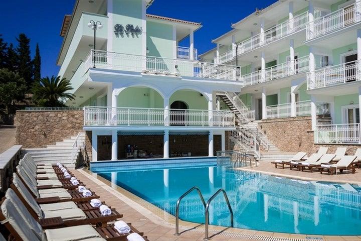 Di Palai Hotel in Tsilivi, Zante, Greek Islands