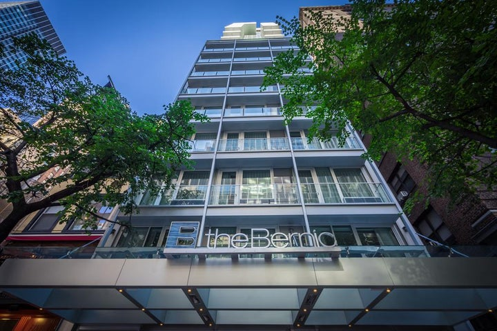 The Bernic Hotel in New York, New York, USA