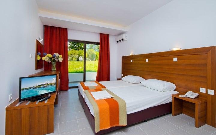 Afandou Blu (ex. Aelia Resort Hotel) in Afandou, Rhodes, Greek Islands