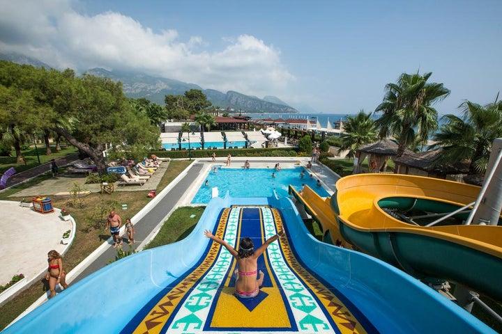 Crystal Flora Beach Resort Image 25