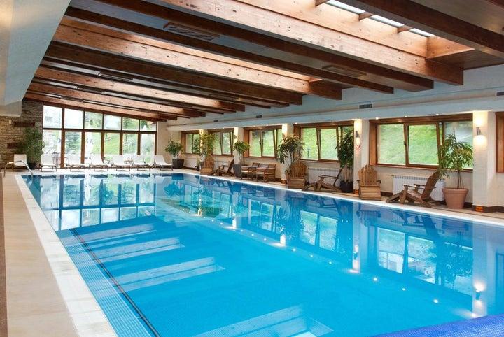 Saint Ivan Rilski Hotel, SPA and Apartments Image 0