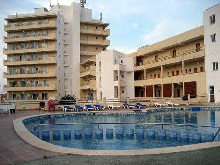 Hotel Porto Playa I (Ex Monteverde) in Porto Cristo, Majorca, Balearic Islands