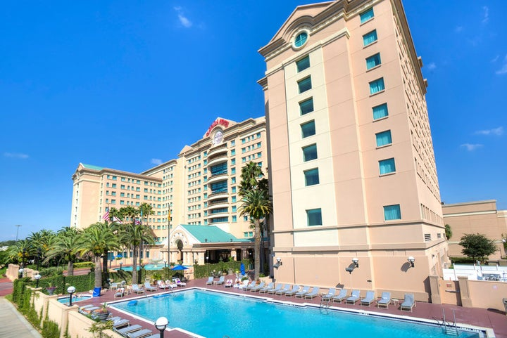 The Florida Hotel & Conference Center in Orlando, Florida, USA